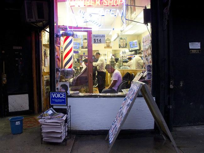 barbershop, nyc