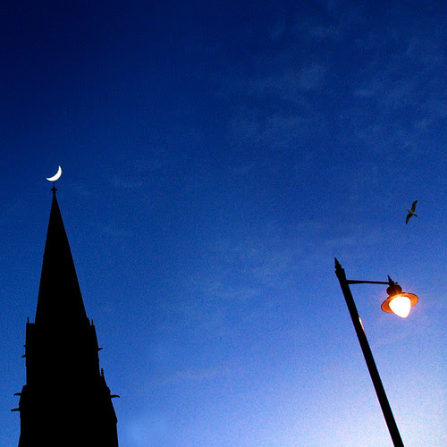 The Church of The Silver Moon. by jimbodownie