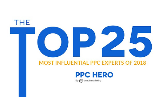 Top 25 Most Influential PPC Experts of 2018