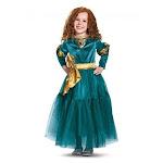 Disney Princess Merida Girls Costume - Child - Size 4 - 6