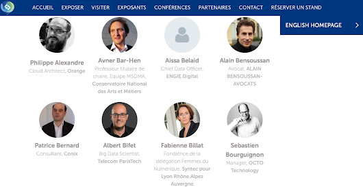 [#Blockchain] Retrouvez-moi à Cloud Expo Europe les 15 & 16 novembre ! via #CEEParis @CEE_Paris_ - Sébastien Bourguignon