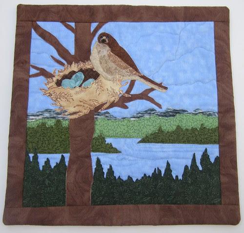Robin, a McKenna Ryan pattern