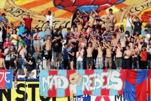 На болельщиков Арсенала напала фашистская группа, утверждают в столичном клубе