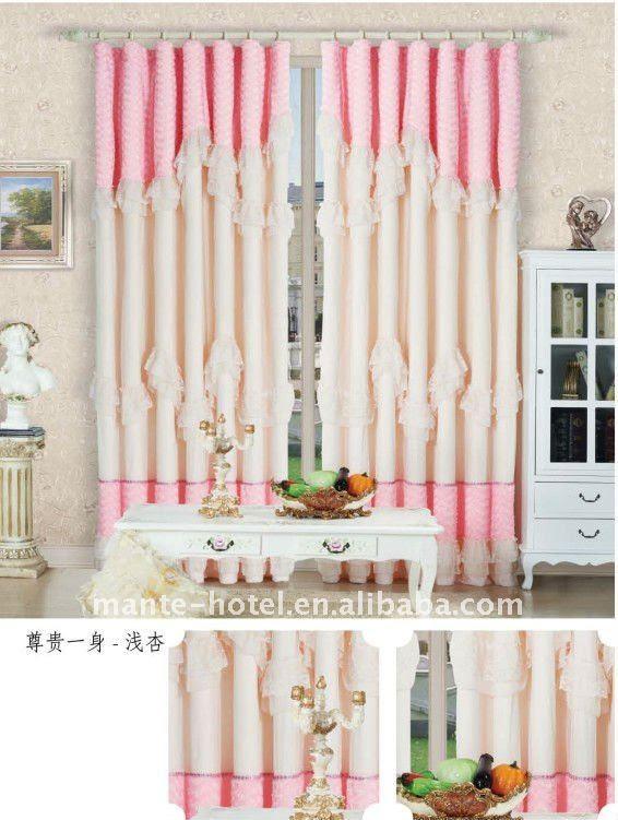 Luxury European Style Window Curtains - Buy European Hotel Curtain ...