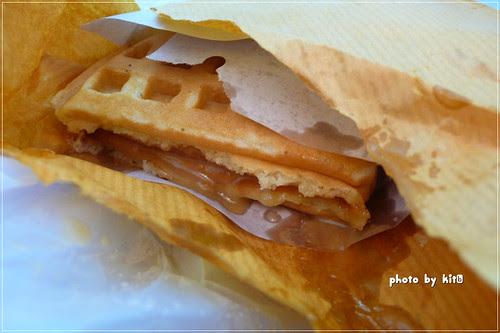 《早餐女皇之蔬食日常》: [香港特色小食] 格仔餅