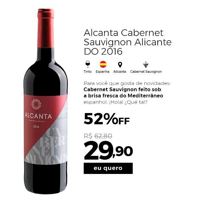 Alcanta Cabernet Sauvignon 2016