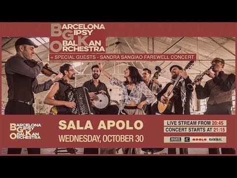 Download Barcelona Gipsy Klezmer Orchestra Sandra Sangiao Mp3 Mp4 Viral Megawe Mp3