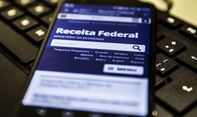 IR 2020: Receita abre consulta ao 3º lote de restituições para mais de 45 mil contribuintes do RN