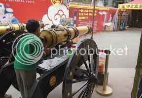 Tennis ball cannon
