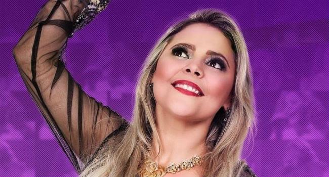 Eliza Clívia começava a desenvolver a carreira solo. Foto: Instagram/Reprodução