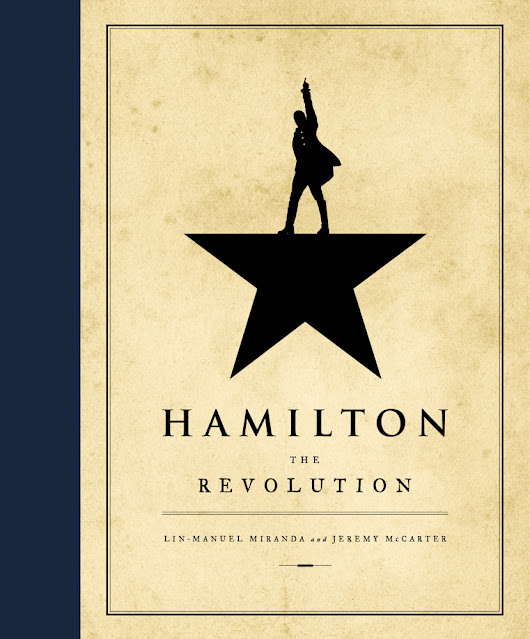 Win a Signed Copy of Hamilton: The Revolution!