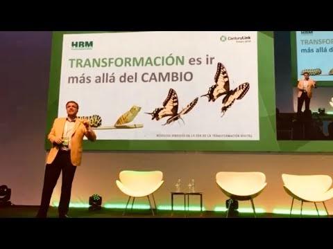 La transformación es ir más allá del cambio