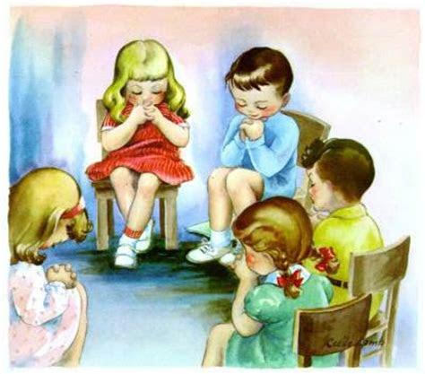 Blog Pendidikan: Gambar Mewarnai Anak Berdoa Kristen