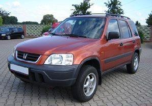 Honda Cr V 1997 2002 Reviews Technical Data Prices