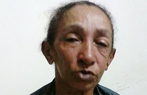Maria Nazaré Félix de Lima, 62 anos (Foto: Portal 190RN)