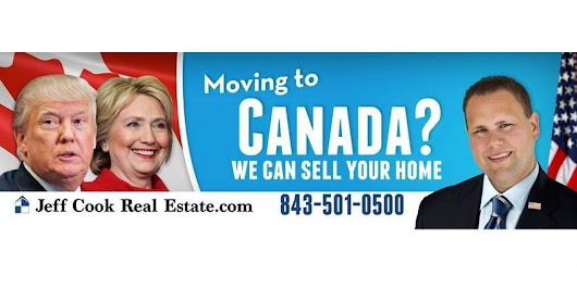Realtor Offers To Sell Homes Of Americans Moving To Canada