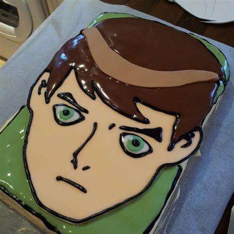 Ben 10 Cakes ? Decoration Ideas   Little Birthday Cakes