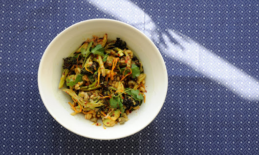 Readers' recipe swap: Charred | Dale Berning Sawa | Life and style | The Guardian