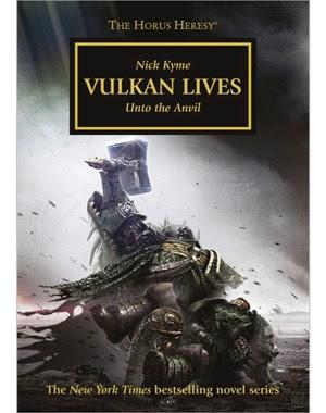 The Horus Heresy: Vulkan Lives (Hardback Edition)