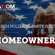 Which Political Party is Better for Homeowners? - Newsroom and Media Center