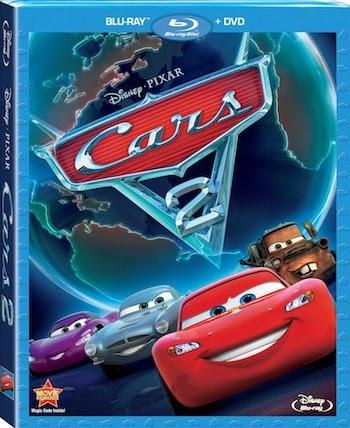 Cars 2 (2011) Dual Audio Hindi 720p BluRay 900mb