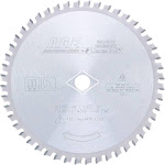AGE Series STL203-42 Carbide Tipped Steel Cutting 8 Inch D x 42T FWF, 5/8 With Diamond Knockout Bore, Circular Saw Blade