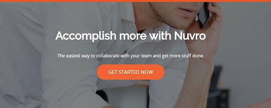 Nuvro - Easy Project Management Software
