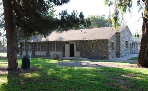 Stonehurst Recreation Center Building