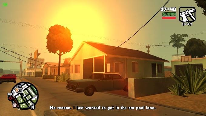 GTA: SA Vita v1.4 Released