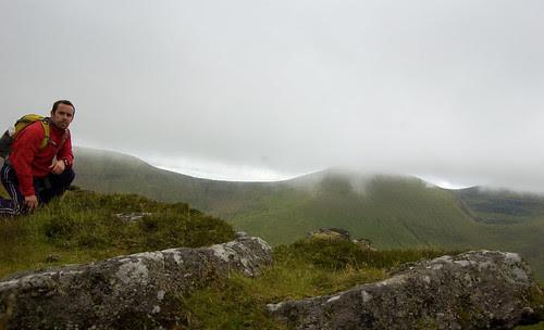 At the summit of Cush