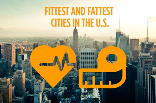 The Fittest and Fattest Cities in the U.S. - Total Gym Pulse Health and Fitness Blog
