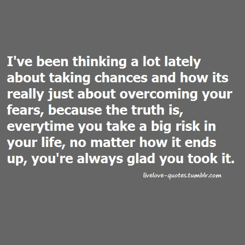 Quotes About Asking For Chance 34 Quotes