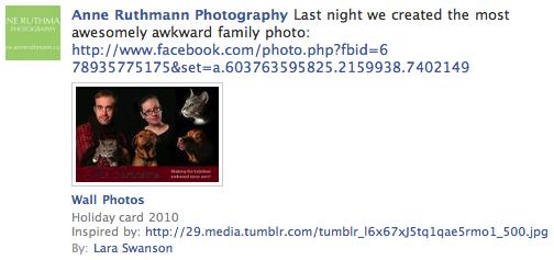 Facebook Captures