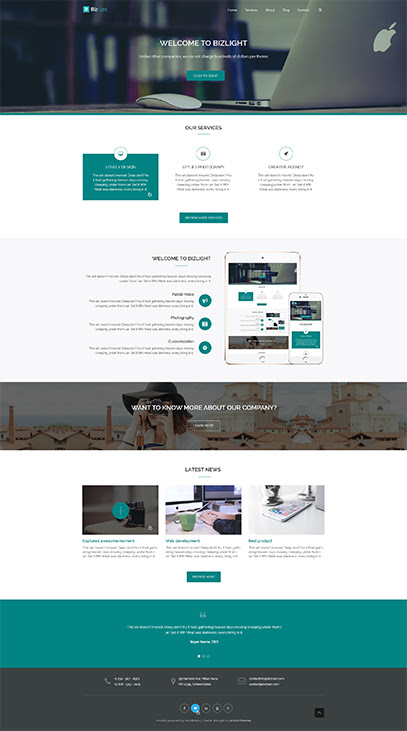 eVision Themes
