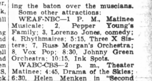 NBC Radio lineup Aug. 24,1937 - on Newspapers.com