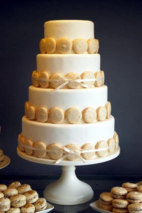 1340830638977 MacaroonWeddingCake Great Falls wedding cake