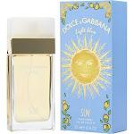 D & G Light Blue Sun by Dolce & Gabbana Eau De Toilette Spray 1.6 oz (Limited Edition)