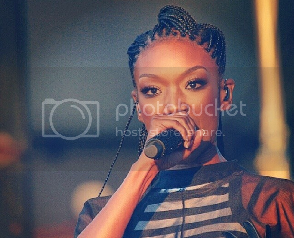 Watch: Brandy performs biggest hits at African-American Music Festival...