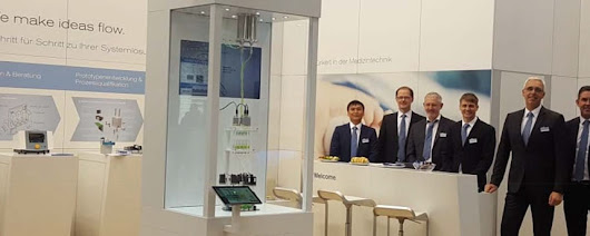 2018-Bürkert @ COMPAMED / News / What's New / Company & Career / Bürkert Fluid Control Systems