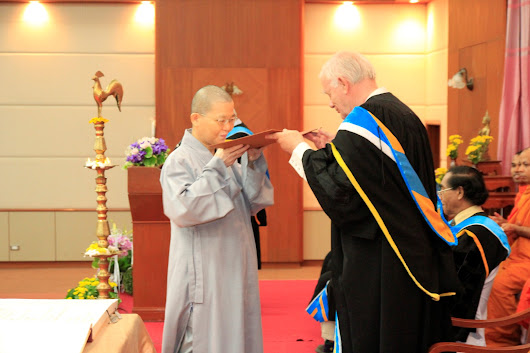 The 8th Convocation of International Buddhist College (IBC)  | International Buddhist College
