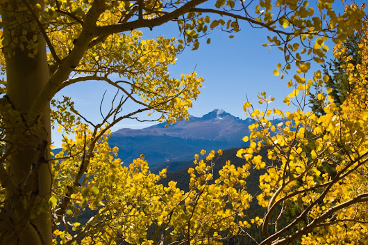 5 drives for seeing Colorado's fall colors