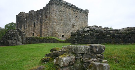 'Very Angry Badger' Seizes Part Of 500-Year-Old Scottish Castle | HuffPost