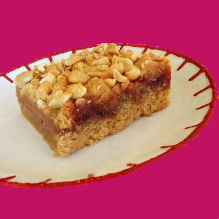 Adult pb and js peanut butter and jelly bars betty 39 s Channel 7 better homes and gardens recipes