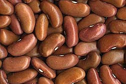 Photo: Kidney beans. Link to photo information