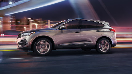 Hall Acura Newport News | The 2019 Acura RDX is Here