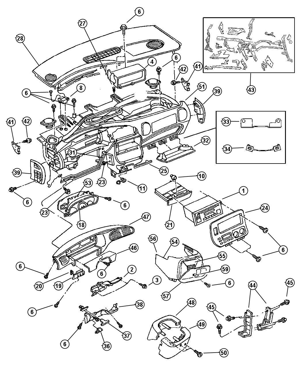 [DIAGRAM] Chrysler Minivan Town Country Engine Diagram