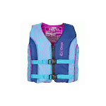 Onyx Shoal All Adventure Youth Paddle & Water Sports Life Jacket - Blue