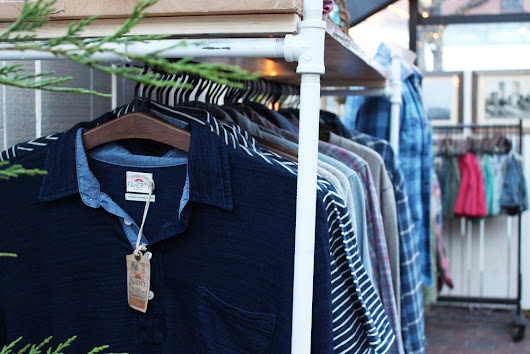 Store Profile: Townpool Nantucket's Boston Popup