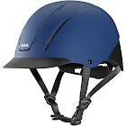 Troxel Spirit Riding Helmet   Navy Duratec / S