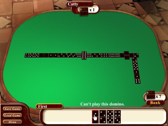 Dominoes Free PC Game Screenshot